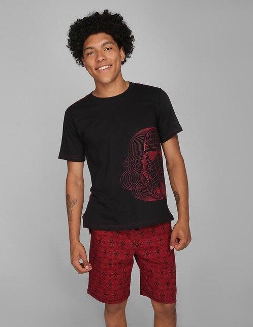 0fbb409107 Conjunto pijama Star Wars con diseño gráfico